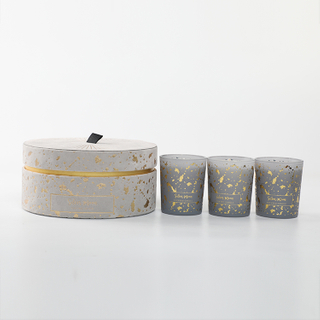 Velvet Collection Silver Moon 70g*3 Scented Candle