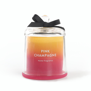 As Simple As Color Collection Pink Champagne 165g Scented Candle