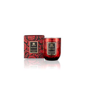 Neo Fresh Collection Rose&Geranium 150g Scented Candle