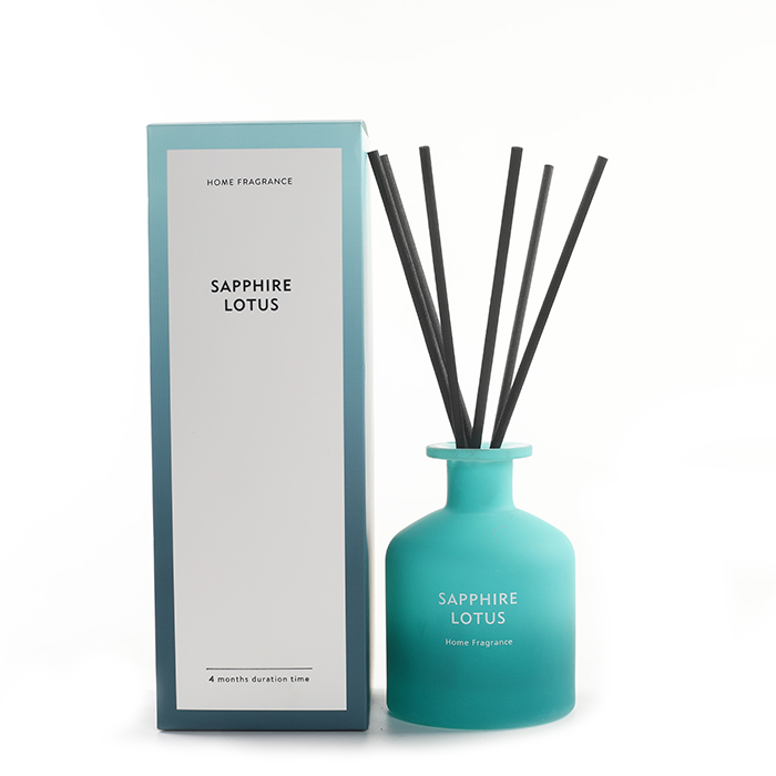 As Simple As Color Collection Sapphire Lotus 180ml Reed Diffuser
