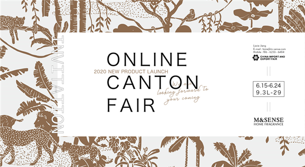 Welcome to our online canton fair live broadcast from June 15 to June 24