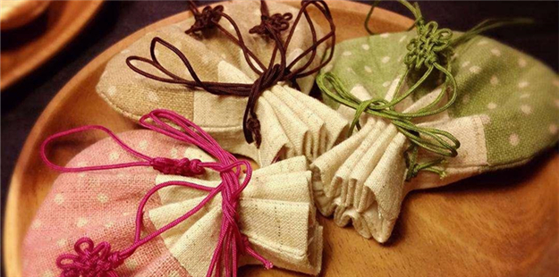 Handmade Lavender Sachets As Gifts