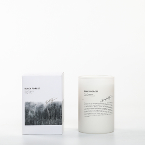 Sound of Wind Collection Black Forest 400g Scented Candle